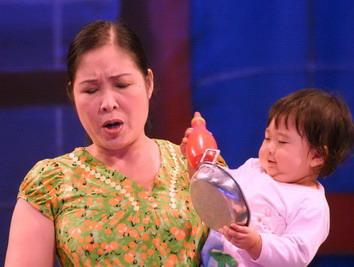 Kịch Hồng Vân mở lớp năng khiếu sân khấu