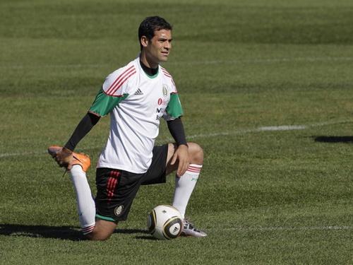 Rafael Marquez chính thức chia tay Barcelona: Đôi chân đã mỏi