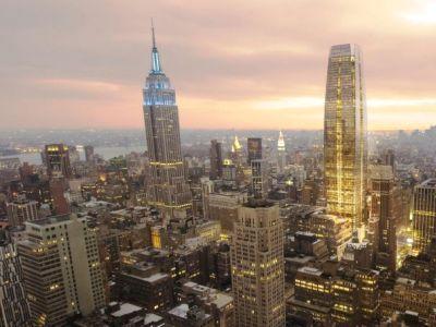 """Empire State - biểu tượng của New York bị """"tấn công"""""""