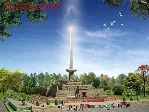 Dựng kiếm Thuận Thiên trên phế thành Xương Giang