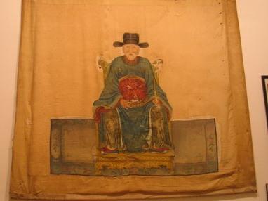 Lần đầu trưng bày chân dung anh hùng dân tộc Nguyễn Trãi