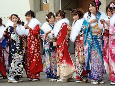 Nghề làm kimono có nguy cơ thất truyền