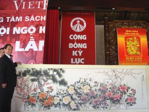 Họa sĩ Trương Hán Minh - 60 năm một đời tranh Thủy Mặc