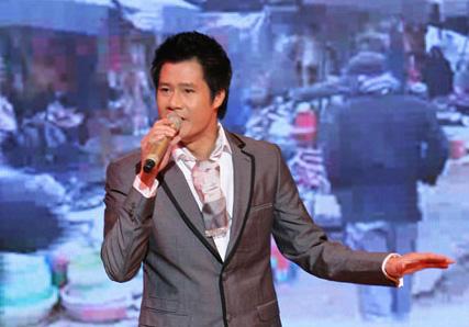 Ca sĩ Quang Dũng: Động lực lớn nhất là con trai