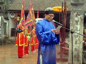 Mở cửa đền khai hội truyền thống Cố đô Hoa Lư
