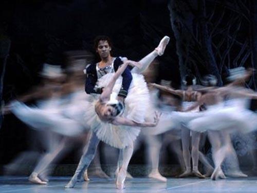 """Các nghệ sĩ ballet Cuba mang """"thông điệp hòa bình"""" tới Mỹ"""