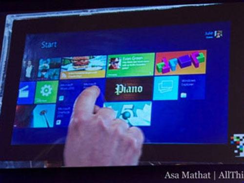 Rộ tin Microsoft tự sản xuất tablet Windows 8
