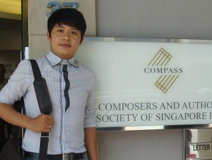 Nhạc sĩ Nguyễn Văn Chung và vụ kiện