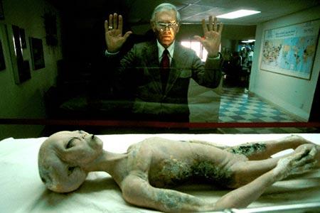 Phát hiện 200 xác ướp nghi người ngoài hành tinh