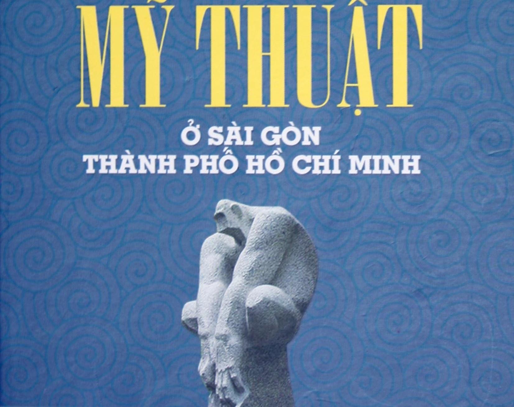 Sách Mỹ thuật ở Sài Gòn TP.HCM: Một số phần bị cho là đạo văn!