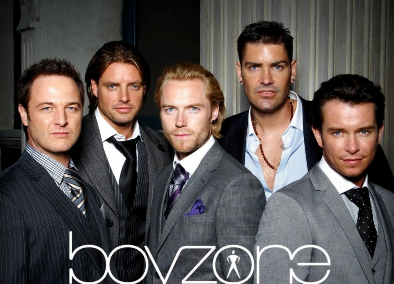 Boyzone - giải tán và tái hợp trong nước mắt!