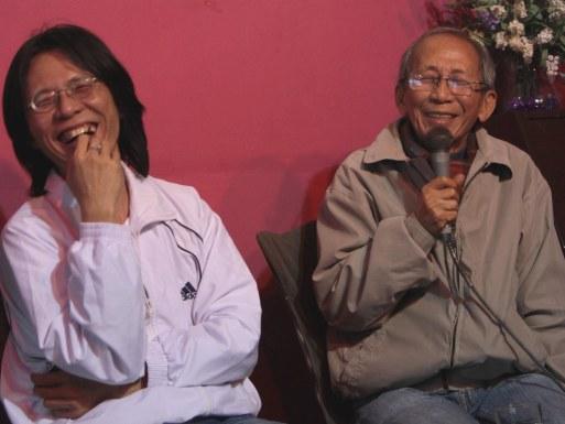 Nhạc sĩ Nguyễn Quang ở Mỹ nhưng làm serie chương trình tại Hà Nội