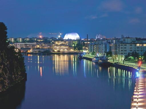 Stockholm thành phố xanh nhất châu Âu