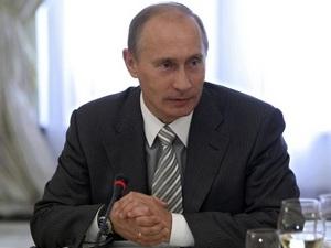 Tổng thống V.Putin ký sắc lệnh lập chính phủ mới