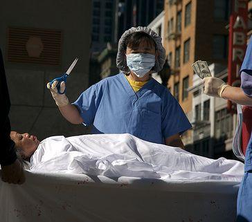 Trung Quốc bắt nhiều kẻ buôn nội tạng người