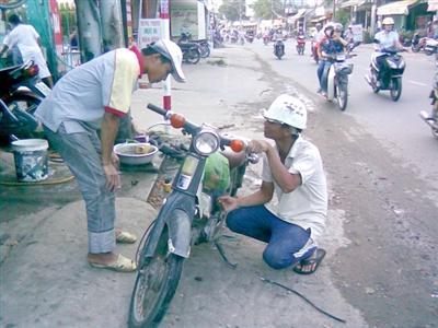 Cấm xe máy cũ: Khó khả thi
