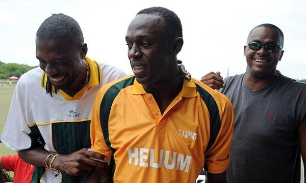 Usain Bolt cân nhắc chuyển sang chơi... cricket