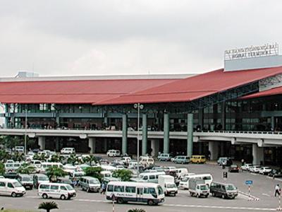 Tăng cường đảm bảo an ninh trật tự tại Cảng hàng không quốc tế Nội Bài