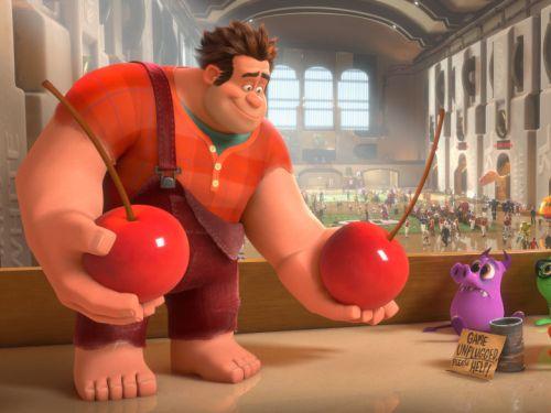 """""""Wreck-it Ralph"""" soán ngôi đầu bảng: Đột phá 3D của Walt Disney"""
