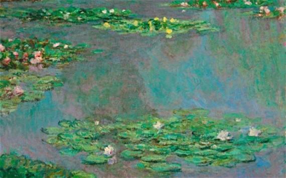 Tranh hoa súng của Monet đạt giá kỷ lục tại New York