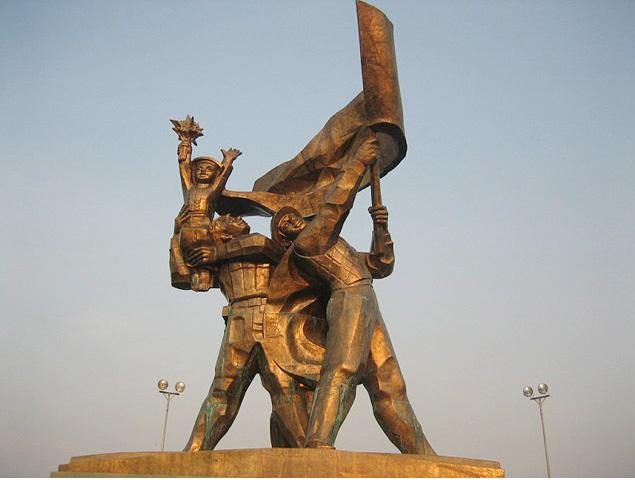 Tác giả tượng đài Chiến thắng Điện Biên Phủ từ trần