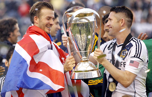 Beckham chia tay với bóng đá Mỹ: Học Beckham và học người Mỹ ...