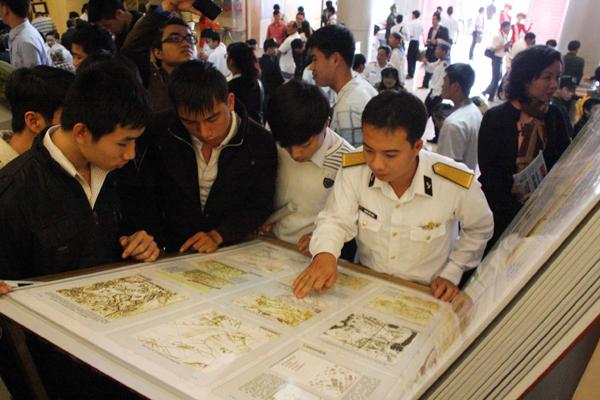 Cận cảnh: Tư liệu mới khẳng định chủ quyền Hoàng Sa và Trường Sa của Việt Nam
