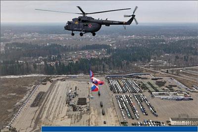 Quân đội Nga tập trận lớn tại quần đảo Kuril