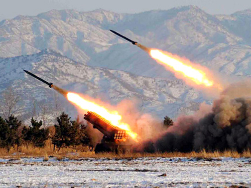 Triều Tiên thử tên lửa đạn đạo tầm ngắn, chuẩn bị thử tiếp hạt nhân