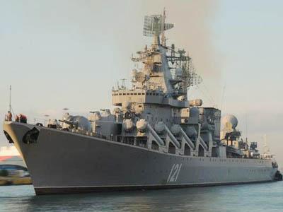 Tàu chiến Nga tiếp tục trực chiến tại Địa Trung Hải