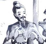 Câu đối Huấn Cao viết trên tấm lụa là gì?