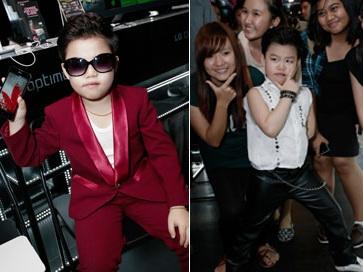 Sao nhí Hàn gốc Việt trong Gangnam Style sắp ra album đầu tay