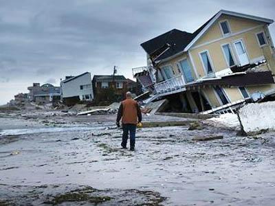 Thiên tai thảm họa gây thiệt hại 186 tỷ USD trong năm 2012