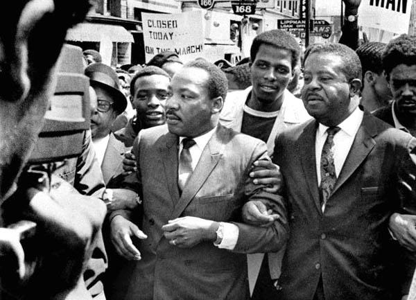 45 năm Martin Luther King qua đời: Thông điệp đấu tranh còn mãi