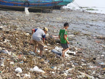 Cộng đồng tham gia bảo vệ môi trường biển