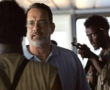 Tom Hanks vào vai thuyền trưởng quả cảm Richard Phillips