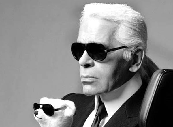 Karl Lagerfeld ra sách: 'Quái kiệt thời trang' nghĩ thẳng nói thật