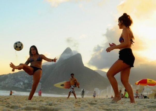 Confederations Cup 2013: Những điểm đến hấp dẫn ở Rio de Janeiro