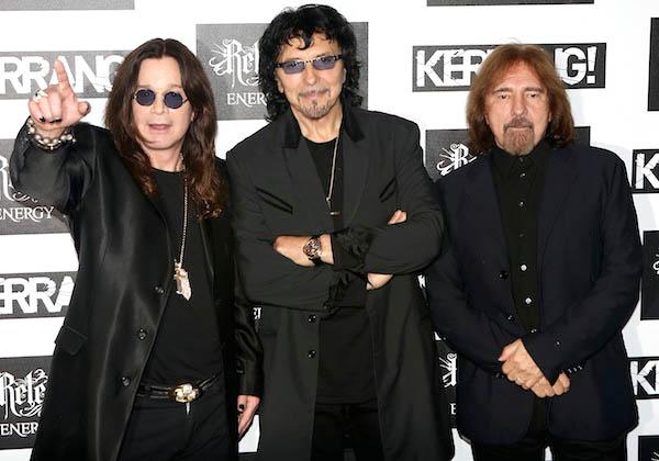 Black Sabbath: Sự trở lại của 'Ban nhạc đen tối'