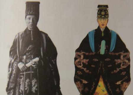 Phần 2: Ngắm những bộ trang phục cổ Việt Nam