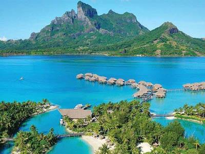 Top 10 khách sạn tốt nhất thế giới