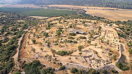 Tìm thấy cung điện của Vua David?