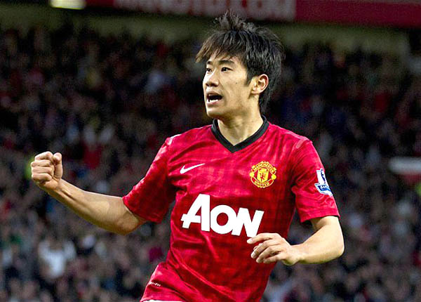 Shinji Kagawa: Nỗi ám ảnh 'số 1'