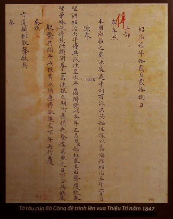 Nhiều nét mới trong triển lãm Hoàng Sa, Trường Sa