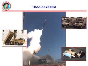 Mỹ lần đầu tiên thử nghiệm hệ thống phòng thủ THAAD
