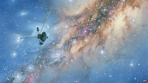 NASA xác nhận siêu tàu vũ trụ Voyager-1 đã vượt qua ranh giới hệ mặt trời