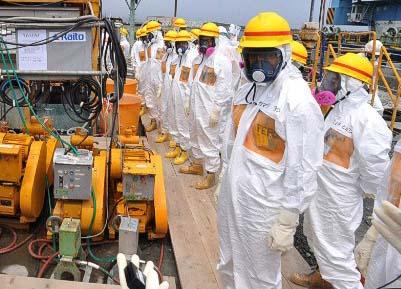 50 nhà máy điện hạt nhân trên toàn Nhật Bản đồng loạt đóng cửa