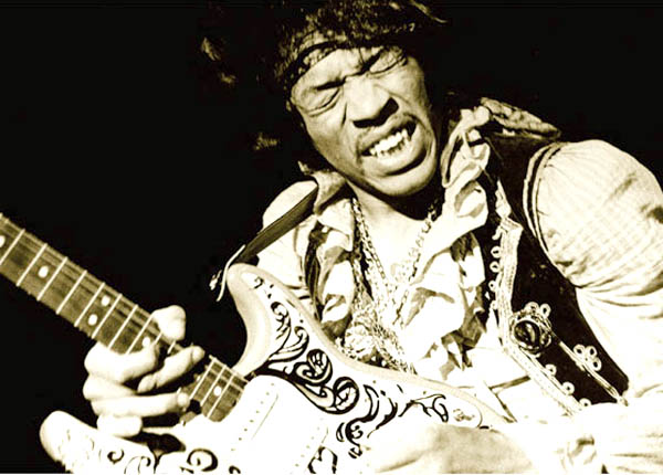 Anh em nhà Jimi Hendrix: 'Một người ở đỉnh cao, một người dưới vực sâu'
