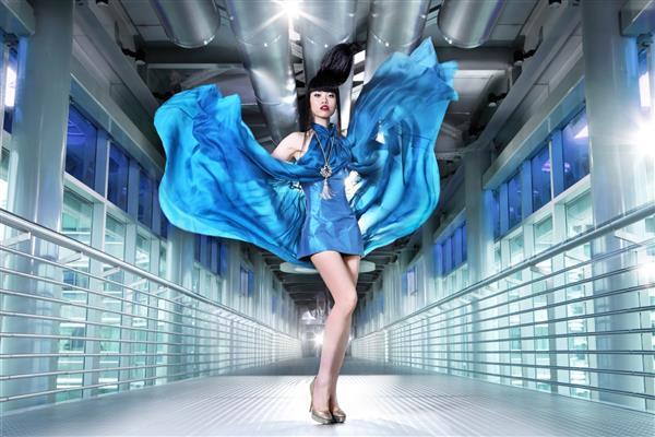 Jessica Minh Anh làm giám khảo đêm chung kết Siêu mẫu Việt Nam