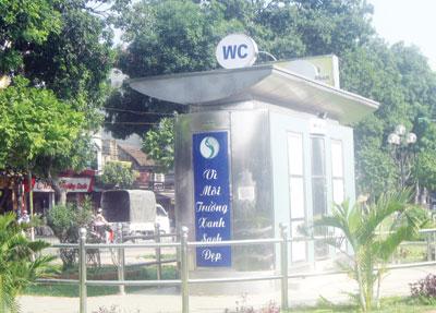 Vì sao nhà vệ sinh công cộng ở Hà Nội có giá hơn tỷ đồng?